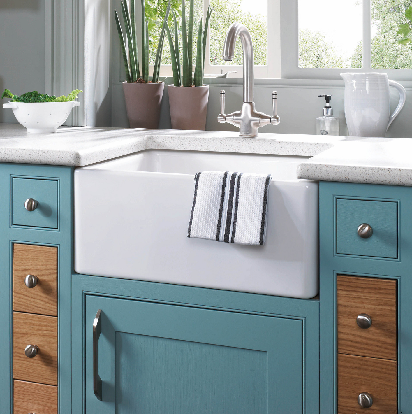 Period Kitchen Designs With A Style For