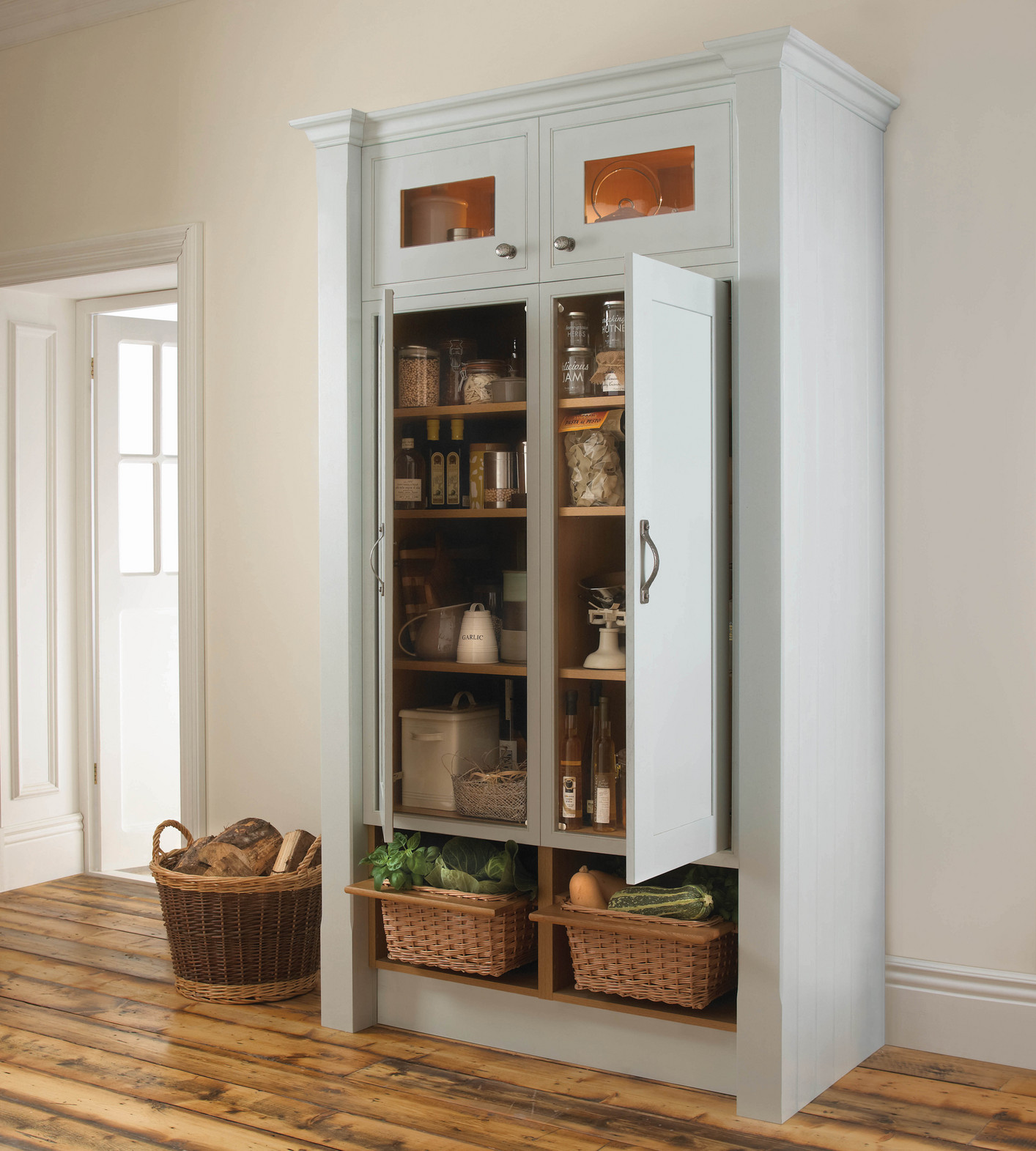 Furniture Kitchen Pantry Free Standing Kitchen Pantry Cabinet